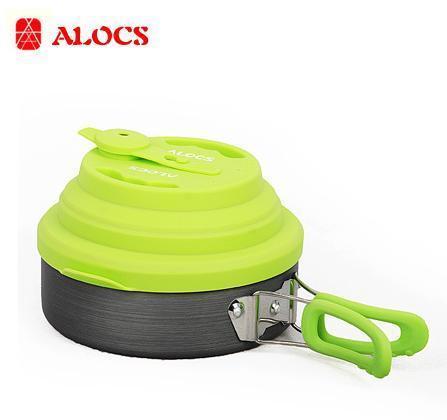 ALOCS爱路客 魔笛野营套锅 炊具 评测报告