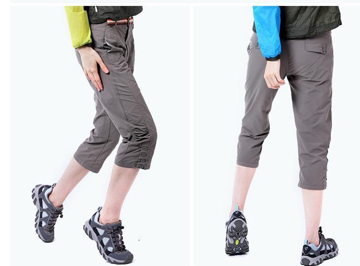 思凯乐SCALER2013春夏新款女士户外速干裤评测报告