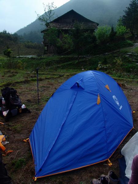 雪狼SW-006新款帐篷试用报告