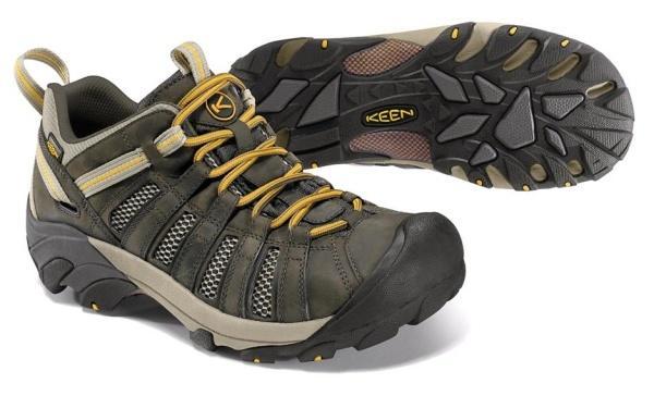 KEEN VOYAGEUR 徒步鞋测试报告