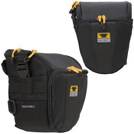迟到的评测报告:Mountain Smith Quickfire专业单反相机袋
