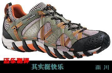 【迈乐】水陆两栖鞋测试–其实挺快乐