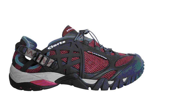 Clorts(洛弛)溯溪鞋测评报告