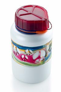 GSI OUTDOORS 和平标志纪念版水瓶 测评报告