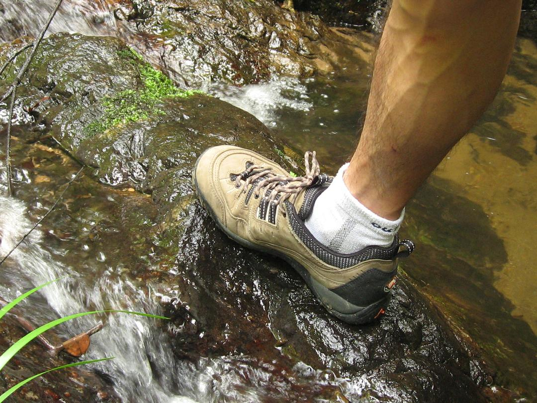 HINature  CHIRU 徒步鞋 测评报告