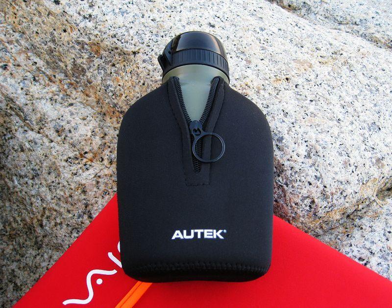 沙漠中的绿洲———AUTEK徒步者过滤水壶(强效碘版)测评报告