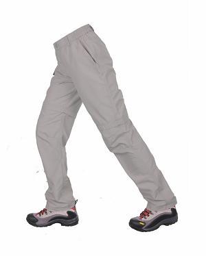 装备测评者:HIGH ROCK 速干拆分裤   测评報告