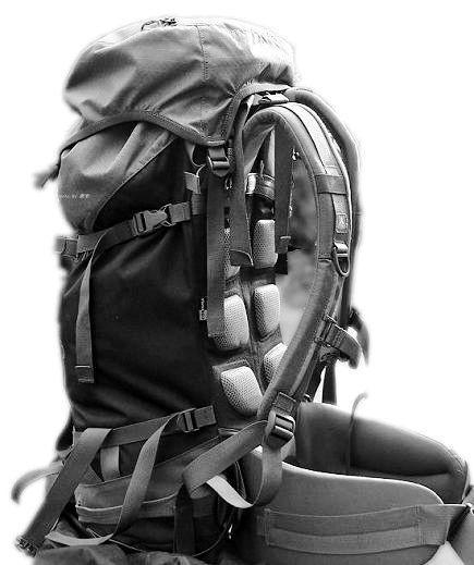 不只用于冰雪岩环境—Vaude Expedition Rock 45+10 背包体验报告