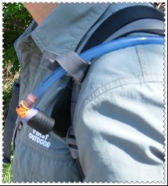 [装备测评]以色列SOURCE 2升广口水袋体验报告
