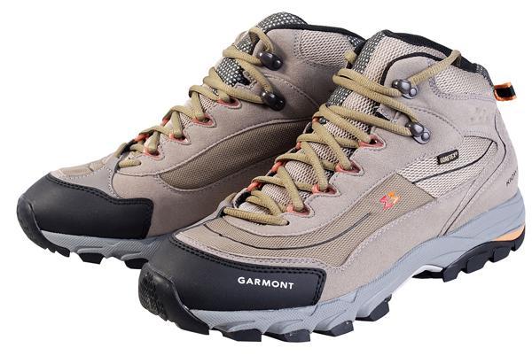 Garmont KIOWA VEGAN  GTX轻型负重徒步鞋测试