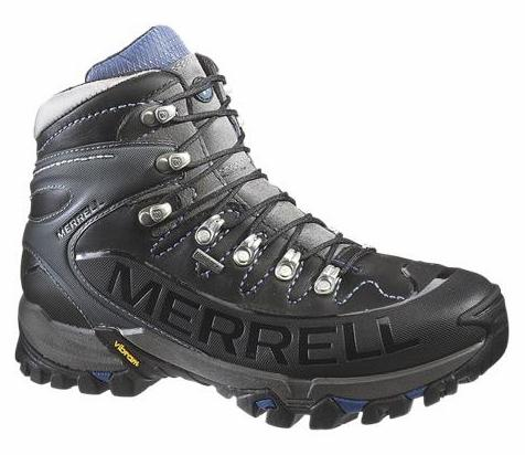 MERRELL OUTBOUND MID LIGHT LEATHER GTX 专业级登山鞋评测报告