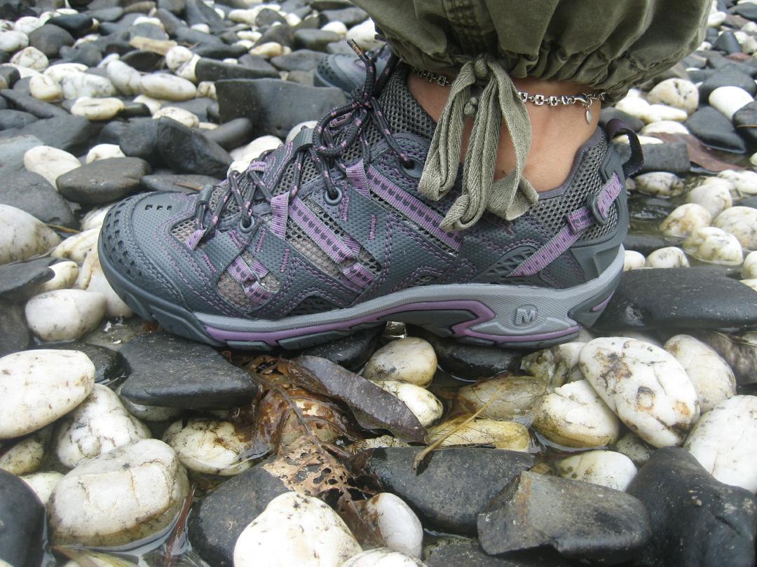 MERRELL  WATER SPORT女式两栖系列徒步鞋测试报告