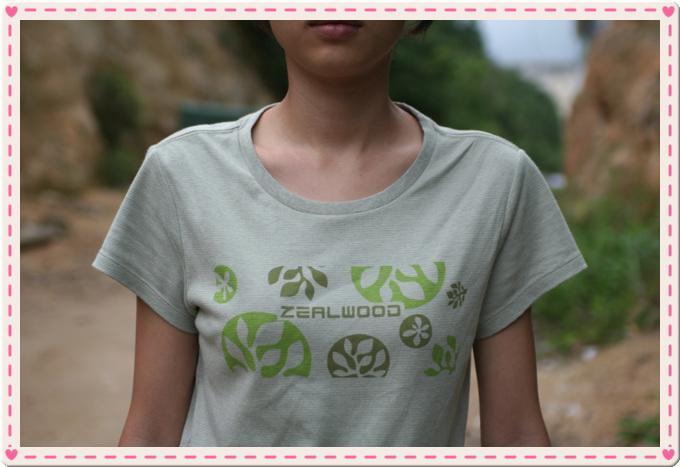 ZEALWOOD  COCONA 女款  T恤评测