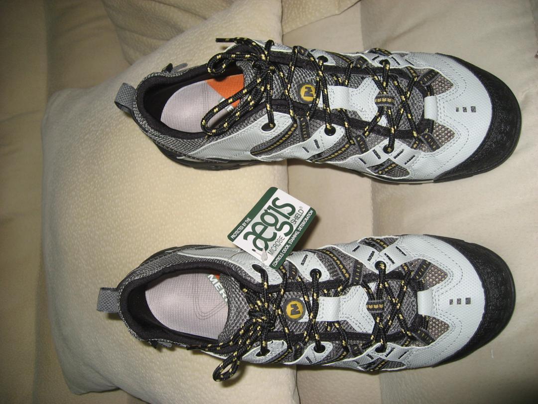 MERRELL迈乐两栖系列徒步鞋评测报告