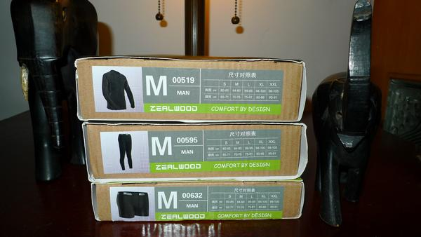为舒适而设计-ZEALWOOD  COCONA  E-Silver运动内衣评测报告(第二期更 …