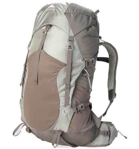 Gregory Z45 旅行背包(男款-银灰) 测评和体验报告