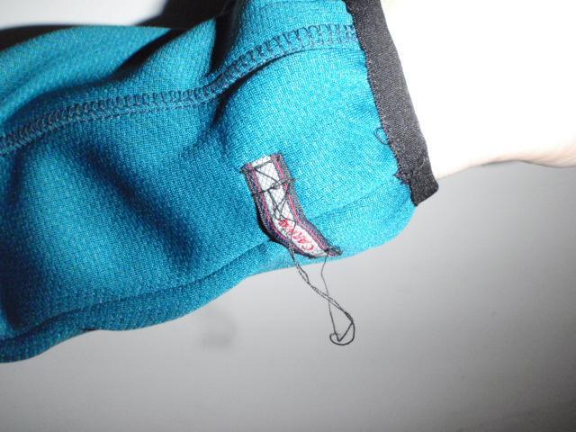 蓝色经典——CARAVA 男款夹层冲锋衣测评