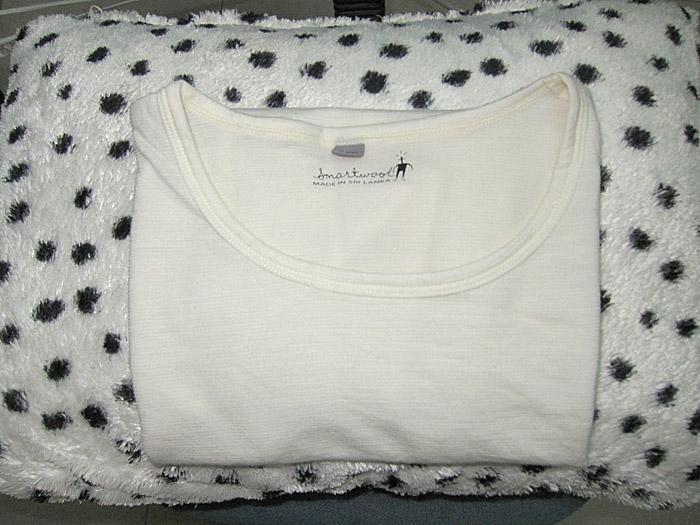 温柔体贴——SmartWool 女装超轻量短袖恤衫报告