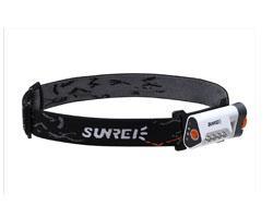 山瑞 SUNREE L40轻量化头灯 测试报告