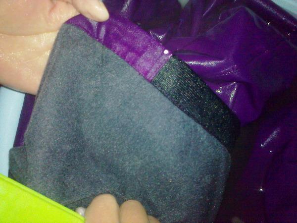 靓丽时尚的CARAVA150132 女款间棉冲锋裤测评报告(中期完整版)
