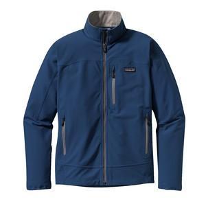 似是而非的神器—PATAGONIA巴塔软壳非严谨测试(M's simple guide jacket)