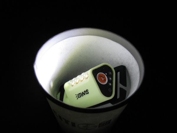 超乎想像的神器—SUNREE L40 头灯测评报告
