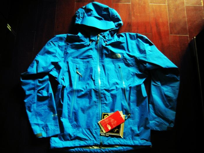 The North Face- Men Blue Ridge Paclite Jacket评测