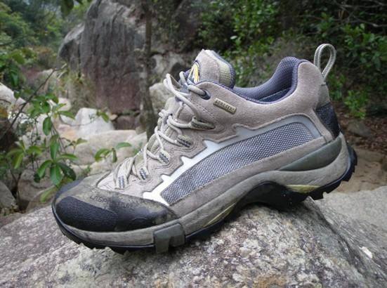 La sportiva 345徒步鞋评测报告