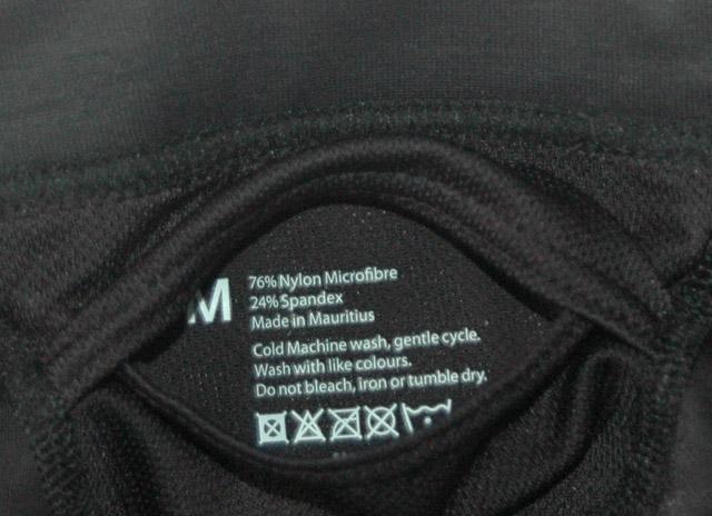 我的皮肤-SKINS III.  A400 五分裤测评报告