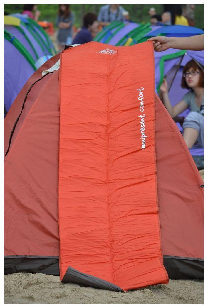 Rockies Comfort Basic 183自动充气垫—测评报告
