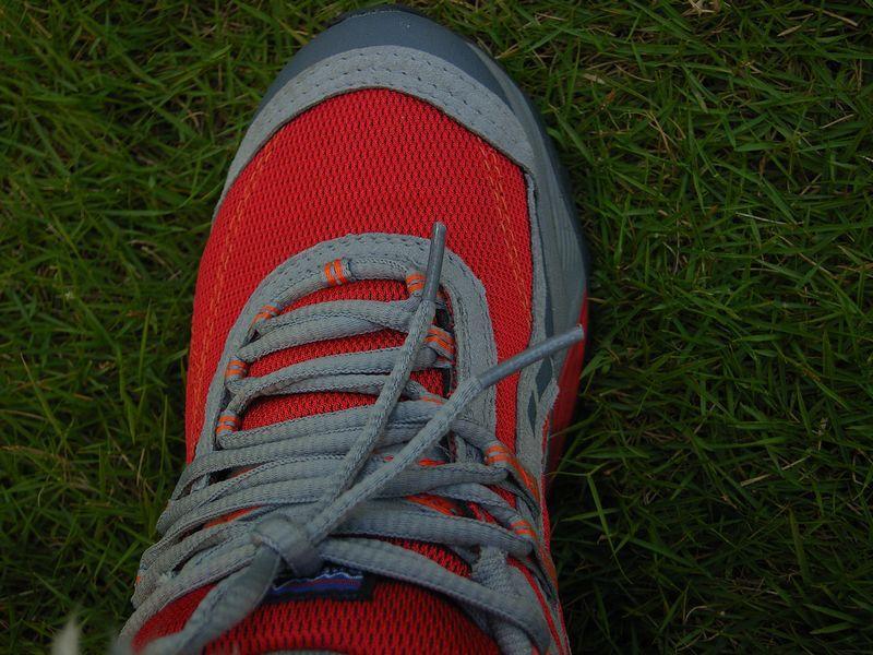Patagonia TSALI 多功能性透气跑鞋(女款)测试报告