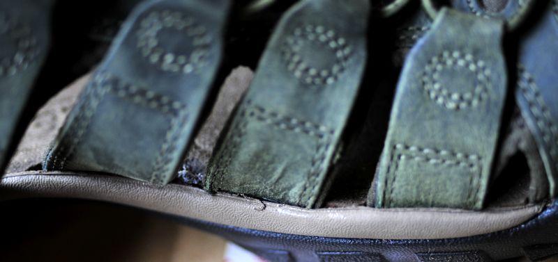 KEEN NEW PORT FNBO 男款溯溪鞋体验报告