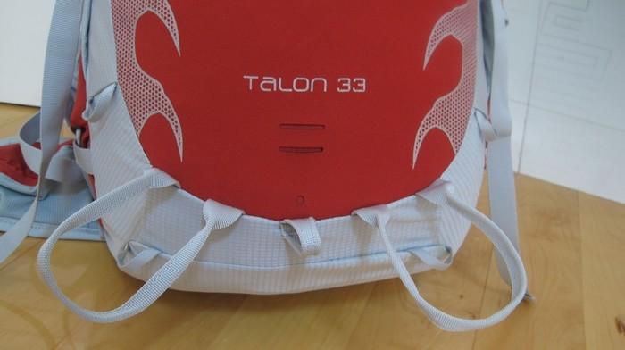 惊喜总在悄然间——Osprey Talon 33L 背包评测(中期)