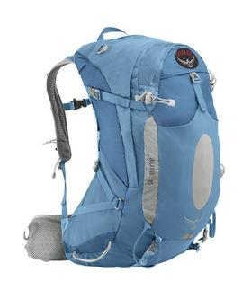 我的蓝色梦想——Osprey Aura 35L背包测评