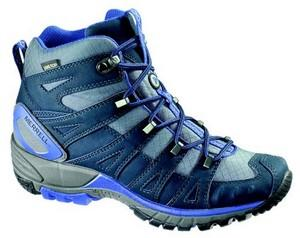 可爱的蓝精灵—MERRELL AVIAN LIGHT MID SPORT GORE-TEX