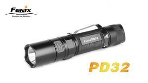 光明使者——Fenix PD32手电