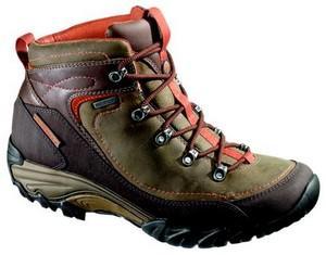 女款MERRELL 变色龙系列徒步鞋 – 中期评测完成