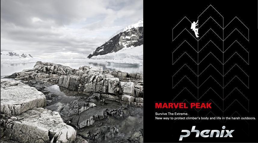 奇迹山峰之萤舞轻灵–PHENIX  Marvel peak系列Airly套装风雨衣体验报告