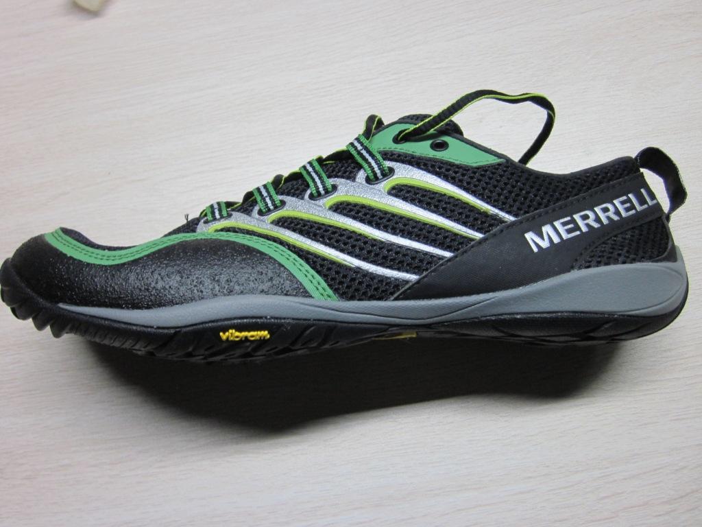 大洋彼岸的顶尖科技–MERRELL(迈乐)Run–赤足跑鞋评测报告