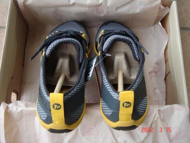 MERRELL(迈乐)赤足跑鞋测评报告