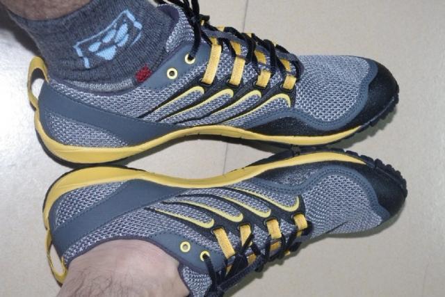 随风奔跑目标在前方–MERRELL(迈乐)Run–赤足跑鞋评测报告