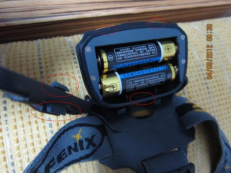 Fenix HL30头灯体验测评报告