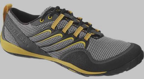返璞归真—MERRELL赤足跑鞋测评体验报告