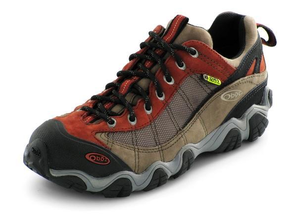 穿着防弹衣的徒步鞋–Oboz Firebrand-II 男款多功能徒步鞋测评