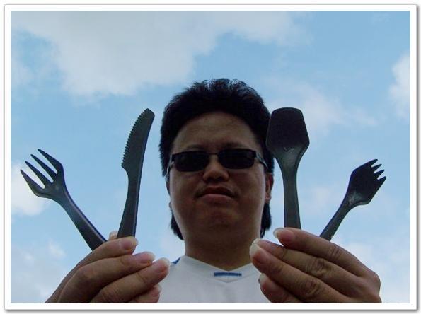 """""""钛""""度决定一切-Fire-maple 火枫 钛餐具系列4件套测评体验"""