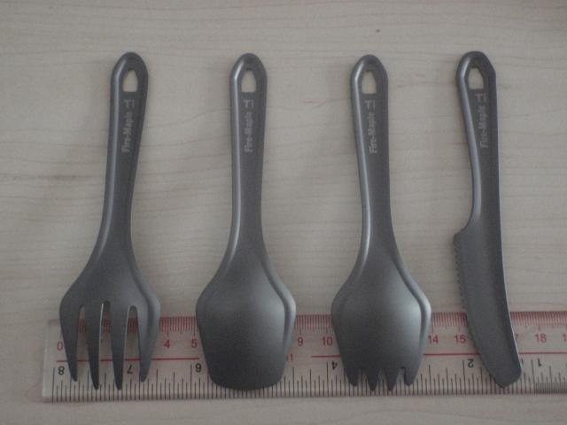 钛空时代–4月–火枫蒲公英系列餐具测评