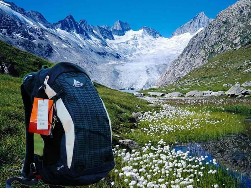 来自阿尔卑斯自由的风-VAUDE Wizard Air 24+4L 背包测评报告