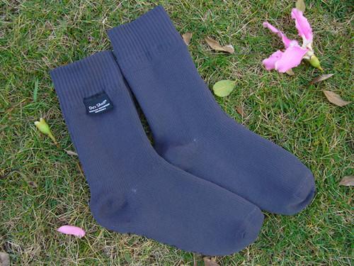 鱼与熊掌不可兼得—戴适轻适型防水透气户外袜测试报告