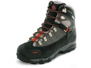 Oboz Beartooth 男款重装登山鞋测评体验报告