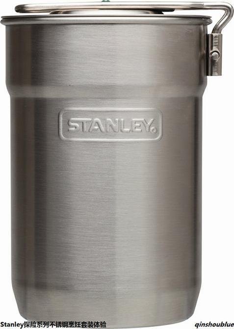 Stanley探险系列不锈钢烹饪套装体验